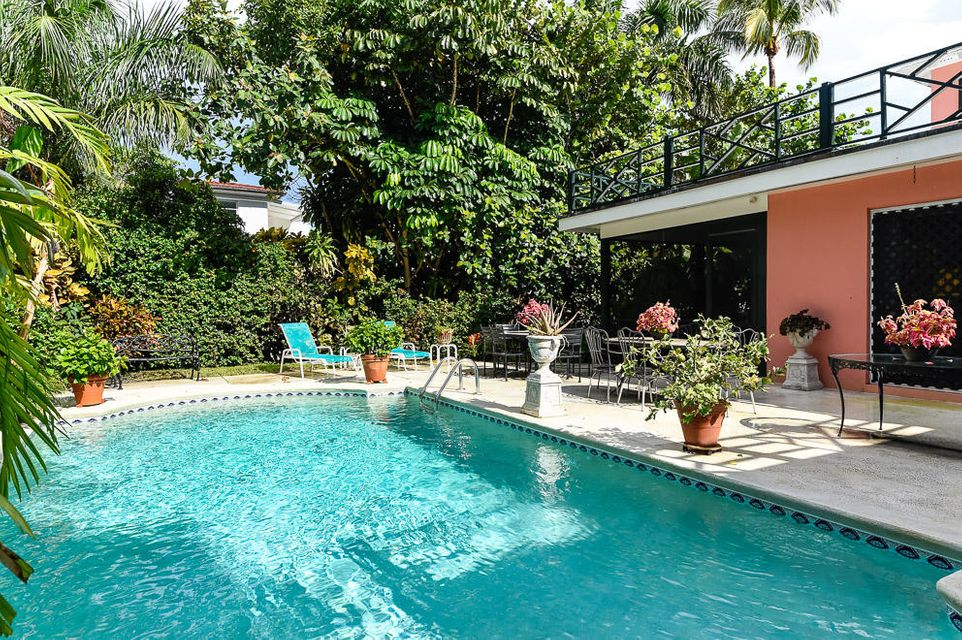 Single Family Home for Sale at 195 Belmonte Road 195 Belmonte Road West Palm Beach, Florida 33405 United States