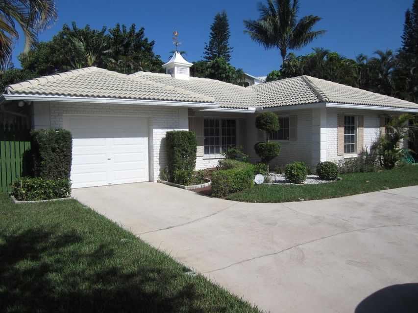 Single Family Home for Rent at 750 NW 6th Avenue 750 NW 6th Avenue Boca Raton, Florida 33432 United States