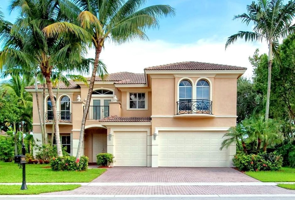 MIZNER COUNTRY CLUB home 16200 Mira Vista Lane Delray Beach FL 33446