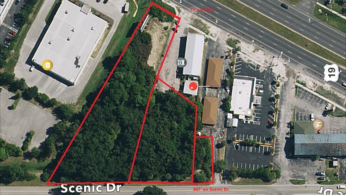 Commercial Land للـ Sale في 9749 Us Highway 19 New Port Richey, Florida 34654 United States