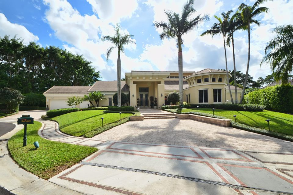House for Sale at 19719 Oakbrook Circle 19719 Oakbrook Circle Boca Raton, Florida 33434 United States