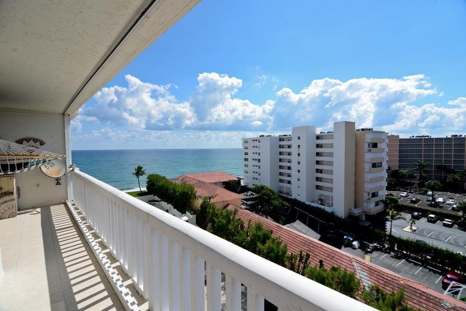3570 S Ocean Boulevard 807, South Palm Beach, FL 33480