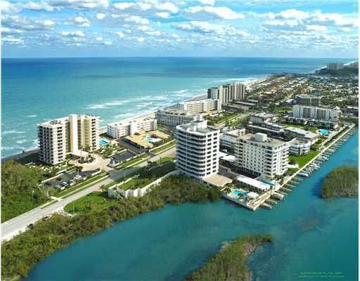 OCEAN TOWERS SOUTH CONDO APTS JUPITER