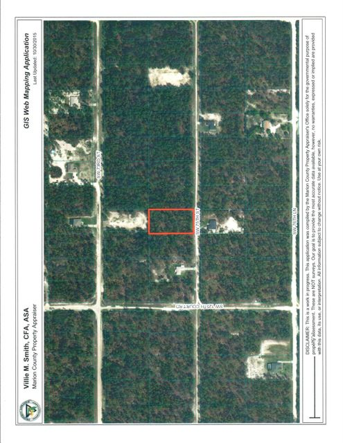 Land for Sale at SW 75th Street SW 75th Street Dunnellon, Florida 34432 United States