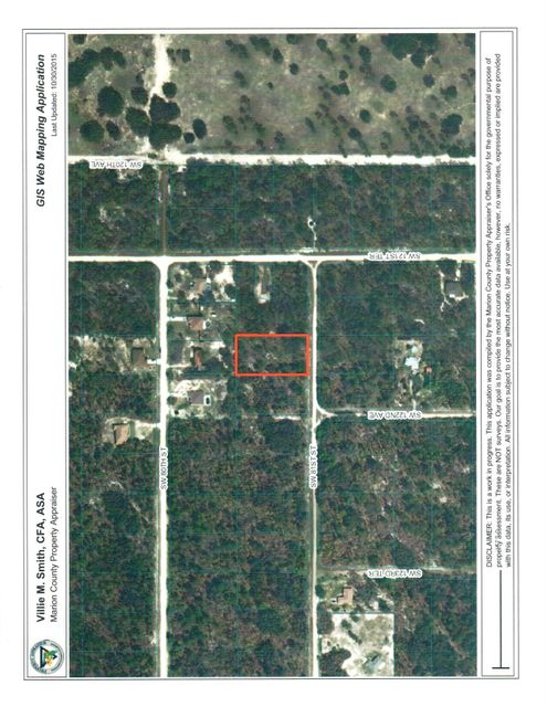 Land for Sale at SW 81st Street Dunnellon, Florida 34432 United States