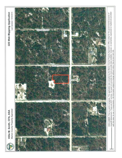 Land for Sale at SW 85th Place SW 85th Place Dunnellon, Florida 34432 United States