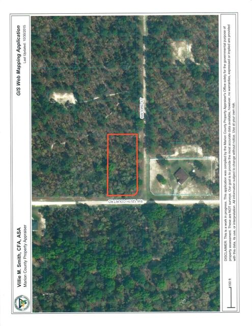 Land for Sale at SW 125th Court Road Dunnellon, Florida 34432 United States