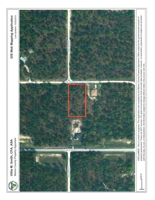 Land for Sale at 7866 SW 128th Terrace Road Dunnellon, Florida 34432 United States