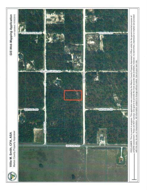 Land for Sale at SW 73rd Street SW 73rd Street Ocala, Florida 34481 United States