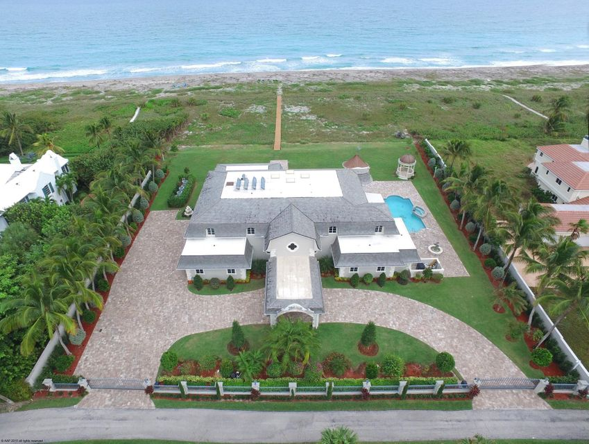 New Home for sale at 477 Beach Road in Hobe Sound
