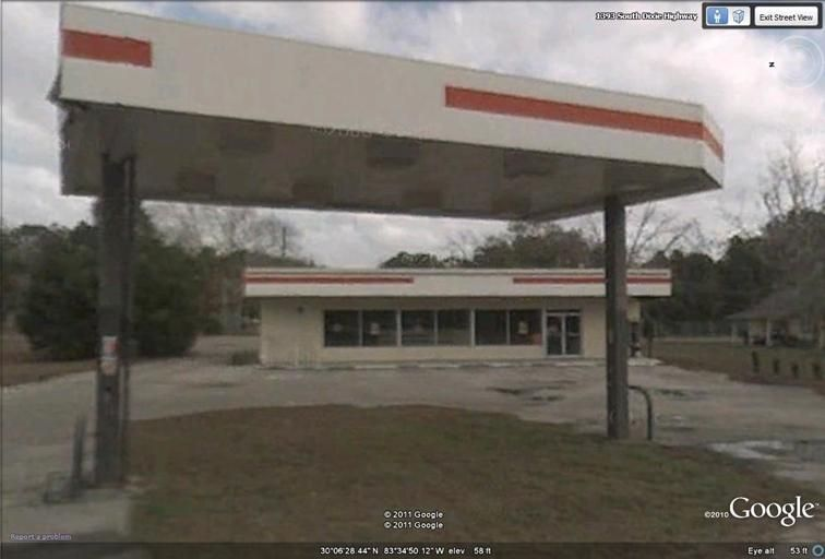 Commercial / Industrial للـ Sale في 1308 S Dixie Highway Perry, Florida 32348 United States