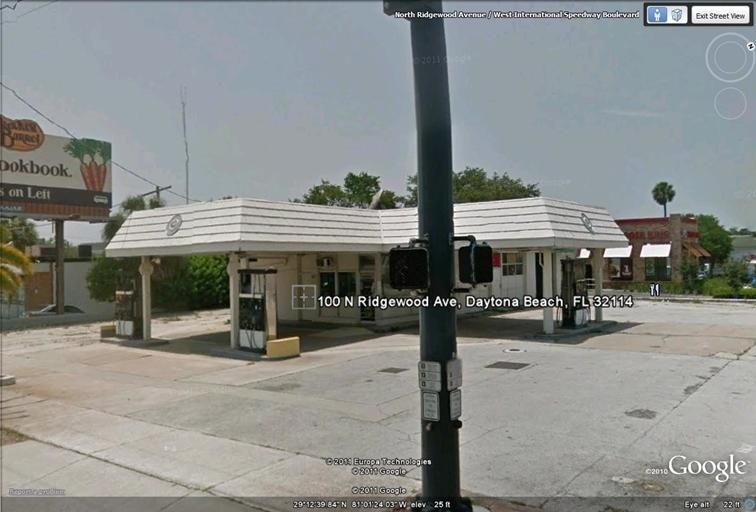Commercial / Industrial for Sale at 100 N Ridgewood Avenue Daytona Beach, Florida 32114 United States