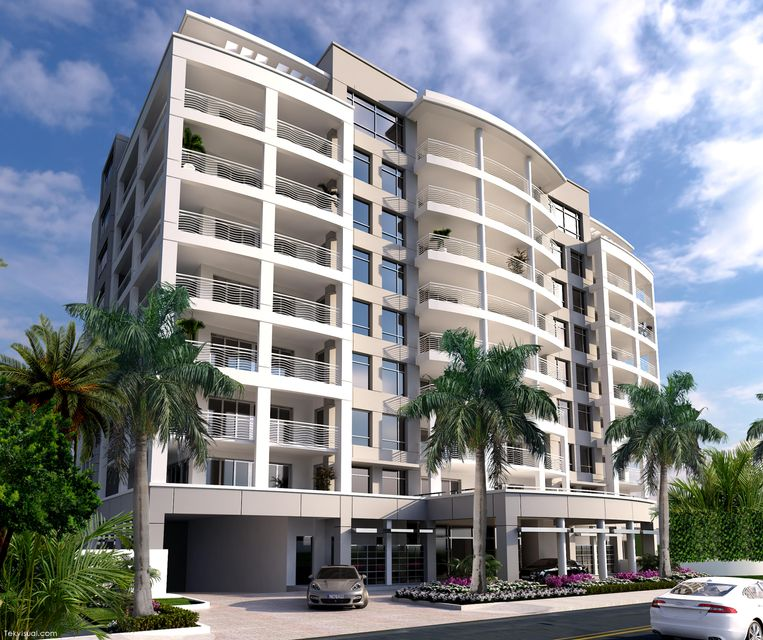 Coopérative / Condo pour l Vente à 327 E Royal Palm Road 327 E Royal Palm Road Boca Raton, Florida 33432 États-Unis