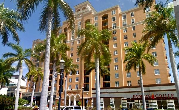 Home for sale in Cityplace Tower West Palm Beach Florida