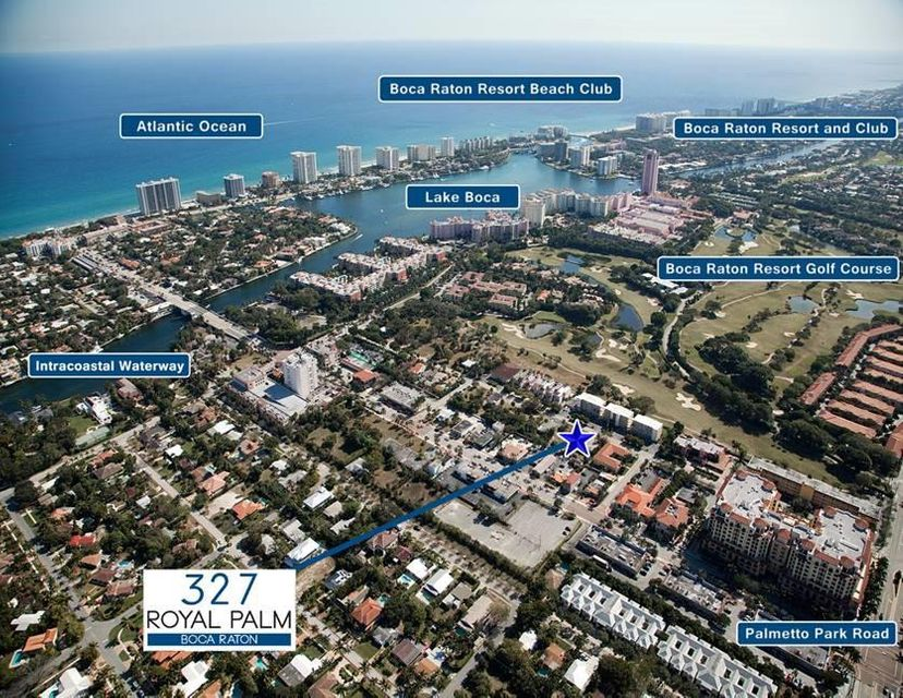 Additional photo for property listing at 327 E Royal Palm Road  Boca Raton, Florida 33432 Vereinigte Staaten