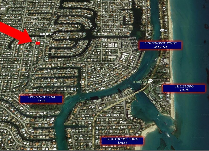 2840 NE 22 Avenue, Lighthouse Point, FL 33064