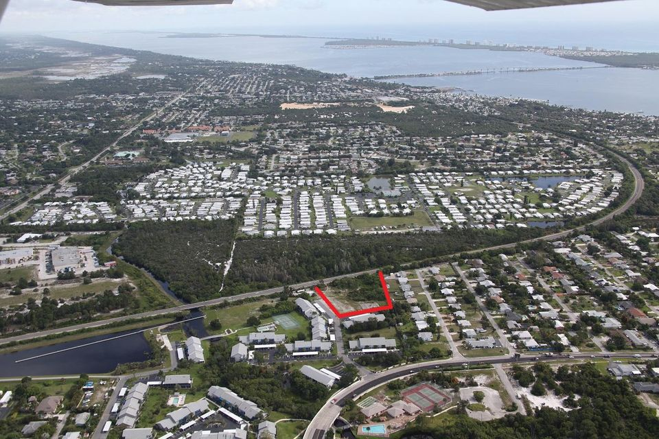 Land for Sale at 1564 NE Beacon Drive 1564 NE Beacon Drive Jensen Beach, Florida 34957 United States