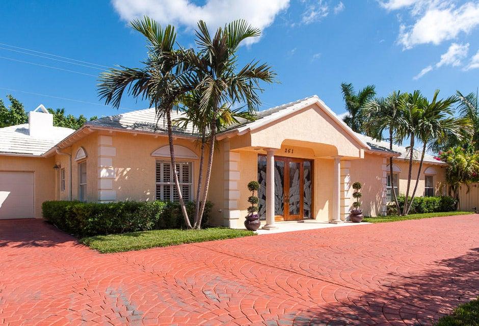 El Dorado Lane Palm Beach Fl