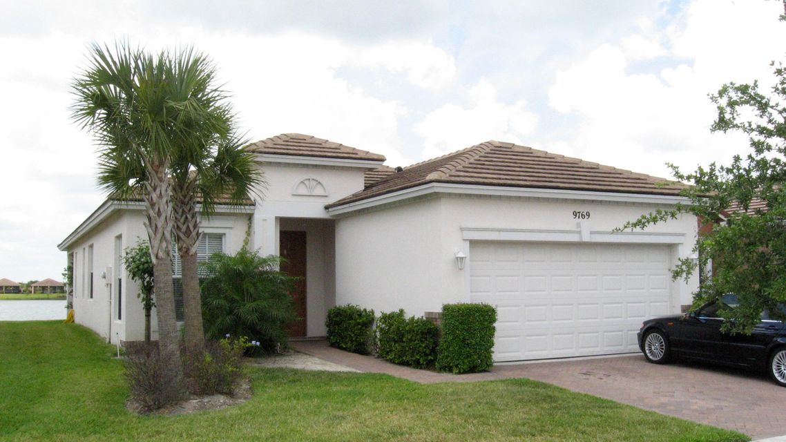 9769 SW Eastbrook Circle, Port Saint Lucie, FL 34987