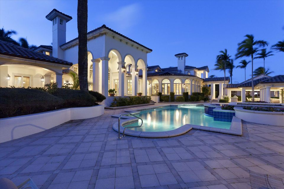 $13,495,000 - 7Br/9Ba -  for Sale in Royal Palm Yacht & Country Club, Boca Raton