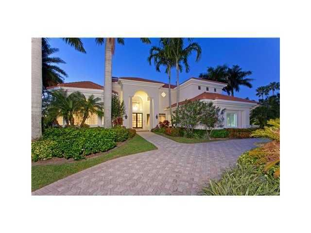 Alquiler por un Venta en 10873 Egret Point Lane 10873 Egret Point Lane West Palm Beach, Florida 33412 Estados Unidos