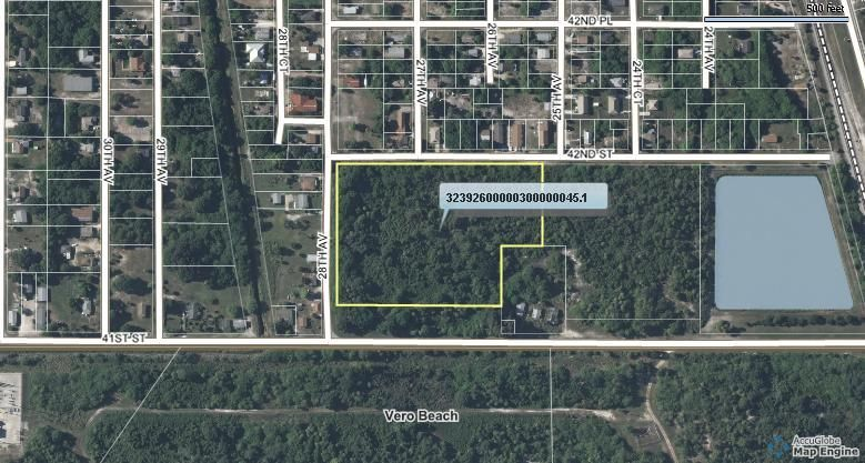 Industrial for Sale at 2600 41st Street 2600 41st Street Vero Beach, Florida 32967 United States