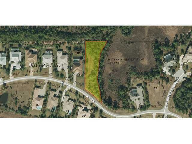 Land for Sale at 4155 SW Rivers End Way 4155 SW Rivers End Way Palm City, Florida 34990 United States