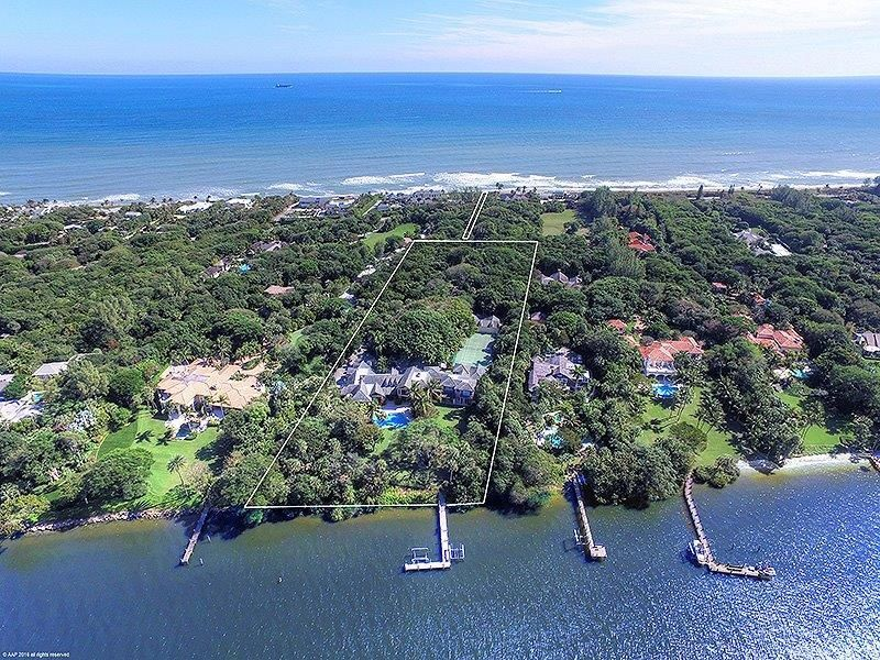New Home for sale at 300 Beach Road in Hobe Sound