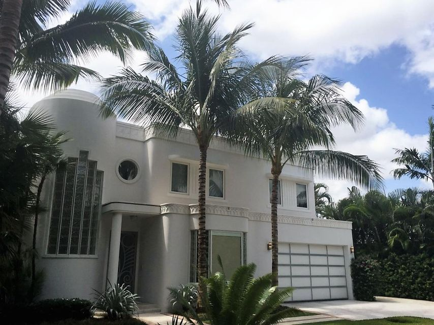 Single Family Home for Rent at 216 Colonial Lane 216 Colonial Lane Palm Beach, Florida 33480 United States