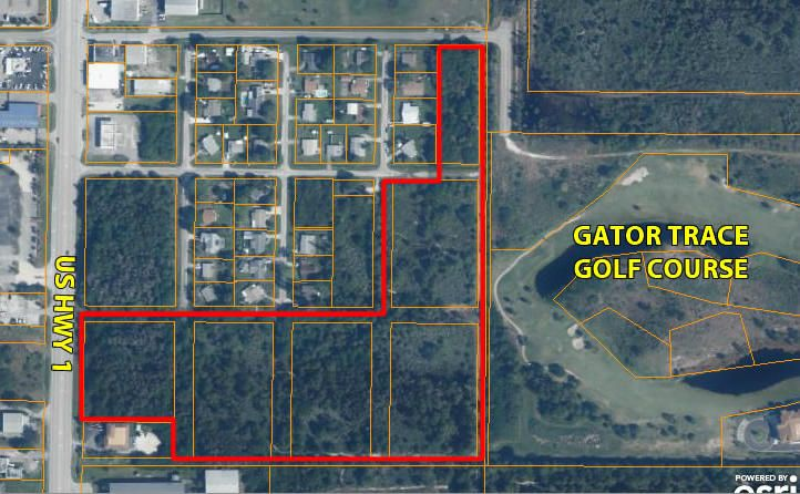 Commercial Land للـ Sale في 3950 S Us Hwy 1 Fort Pierce, Florida 34982 United States