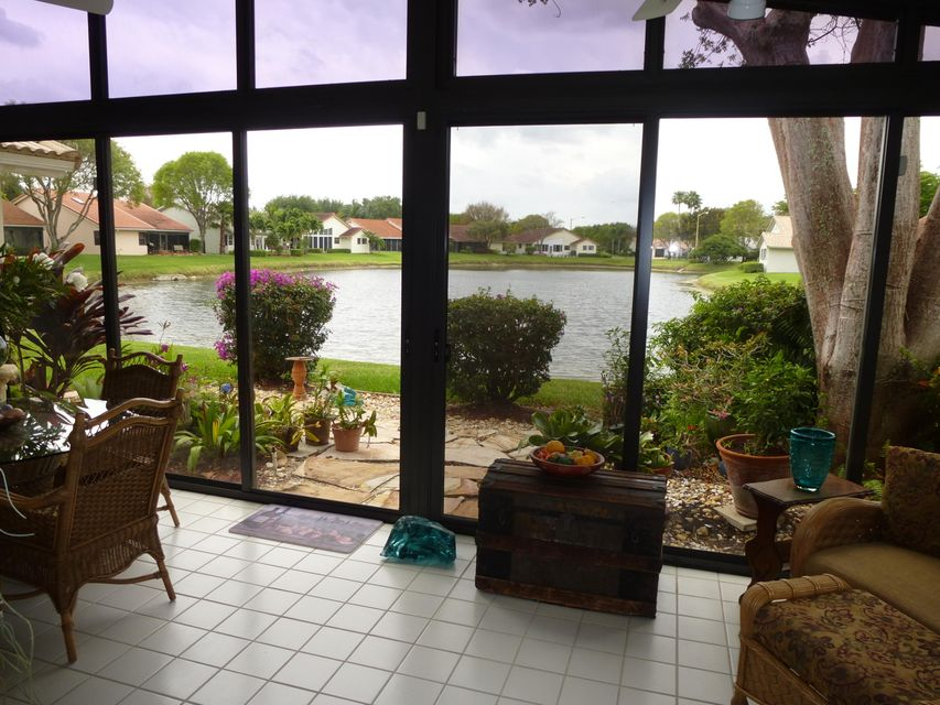Florida Room & Outdoor Patio