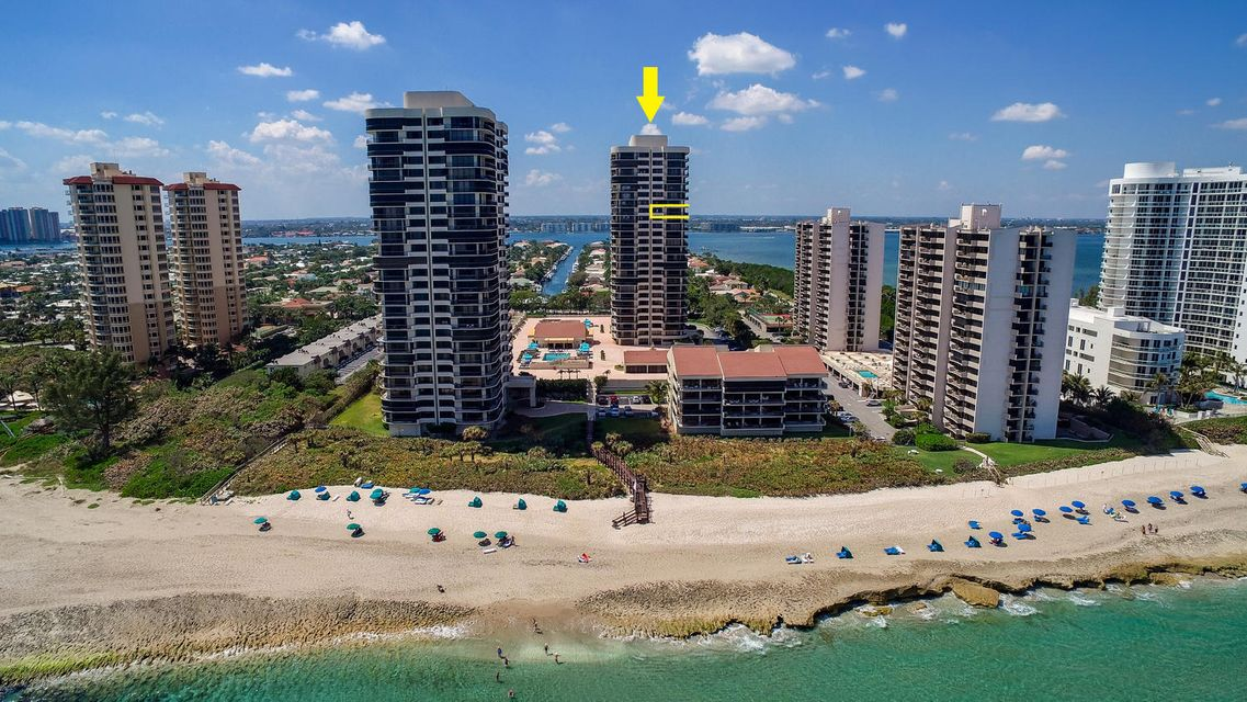 Home for sale in MARTINIQUE 2 CONDO Singer Island Florida