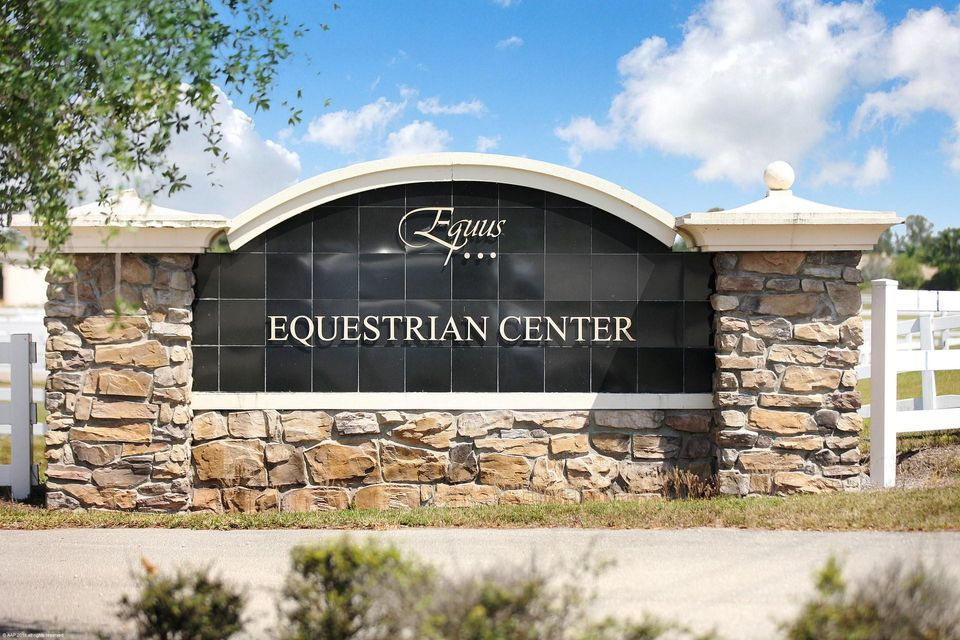 Equus Equestrian Center home 8721 Lyons Road Boynton Beach FL 33472