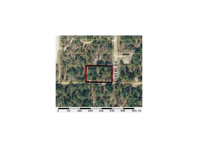 Land for Sale at 13417 Grebe Road Weeki Wachee, Florida 34614 United States