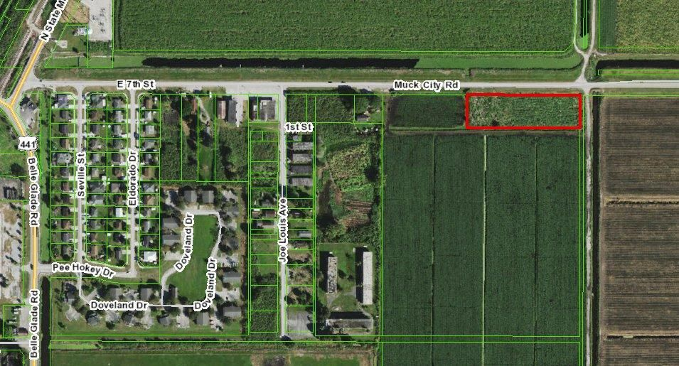 Industrial for Sale at Muck City Road Muck City Road Pahokee, Florida 33476 United States