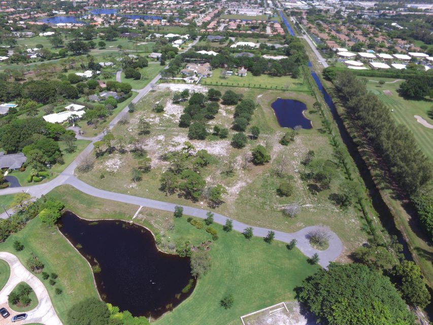 Single Family Home for Sale at 24 Robert Raborn Court # Lot 7 24 Robert Raborn Court # Lot 7 Village Of Golf, Florida 33436 United States