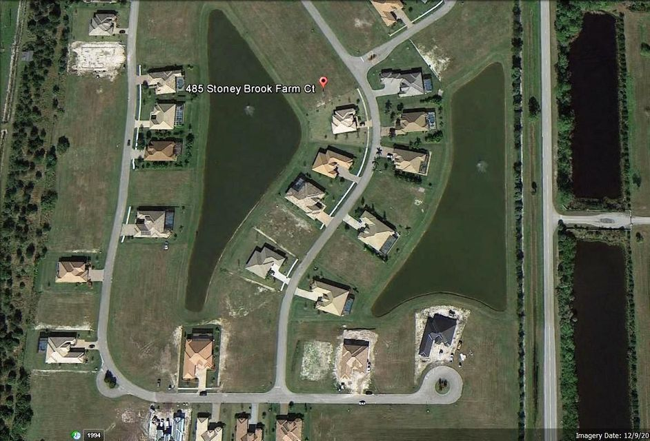 Land for Sale at 485 Stoney Brook Farm Court Vero Beach, Florida 32968 United States