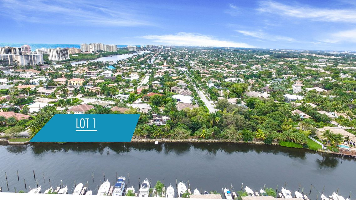 Additional photo for property listing at Lot #1 Spanish Trail Court  Boca Raton, Florida 33487 Estados Unidos