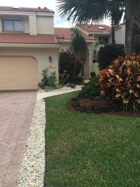Additional photo for property listing at 7440 Bondsberry Court  Boca Raton, Florida 33434 United States