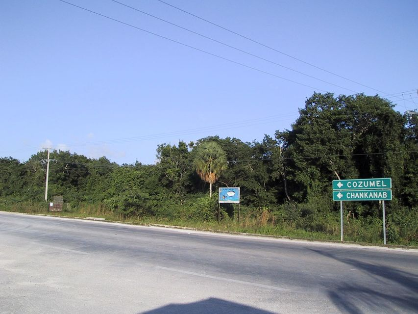 Land for Sale at 0 S Coastal Hwy Km 14.6 Cozumel 0 S Coastal Hwy Km 14.6 Cozumel Other Areas 00000 United States