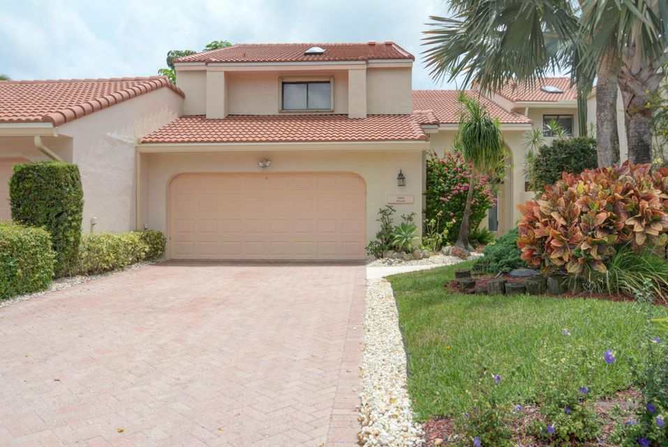 تاون هاوس للـ Sale في 7440 Bondsberry Court Boca Raton, Florida 33434 United States