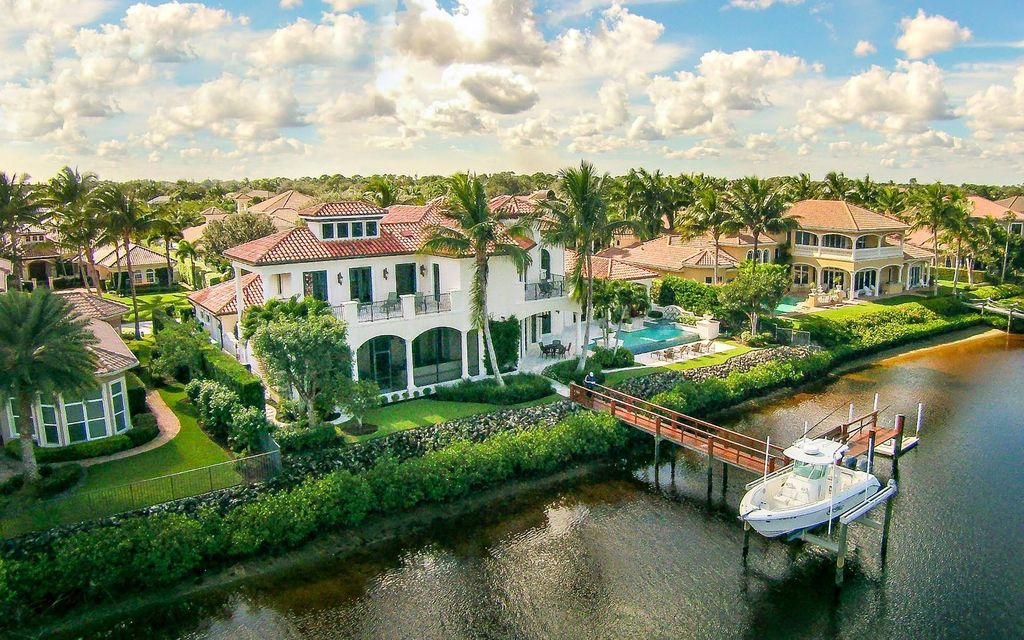Additional photo for property listing at 19061 SE Reach Island Lane  Jupiter, Florida 33458 États-Unis