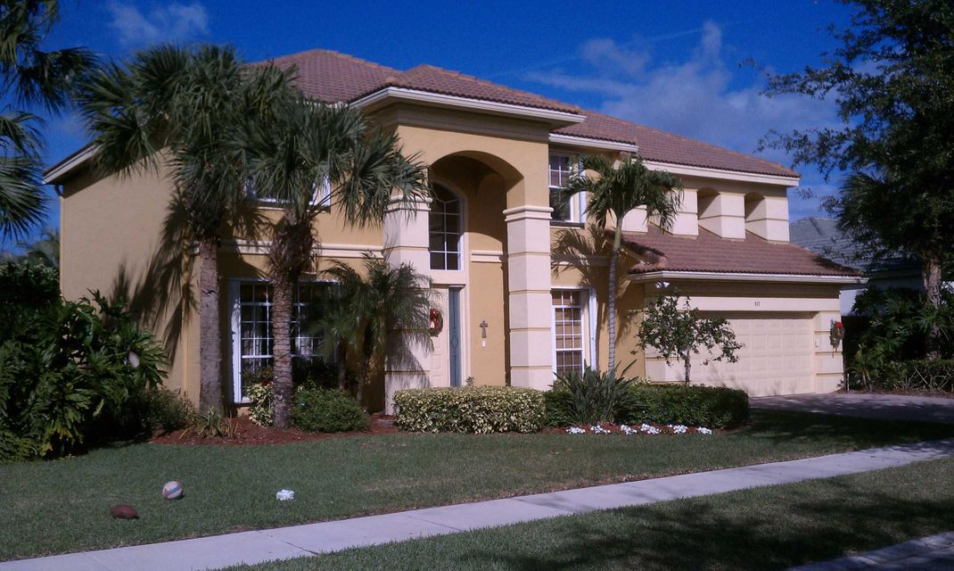 New Home for sale at 547 Rookery Place in Jupiter