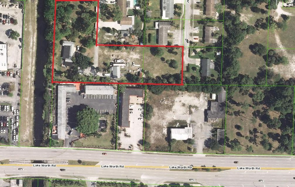 Land for Sale at 129 Fleming Avenue 129 Fleming Avenue Greenacres, Florida 33463 United States