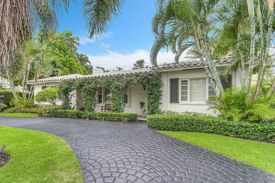 266 Orange Grove Road - Palm Beach, Florida