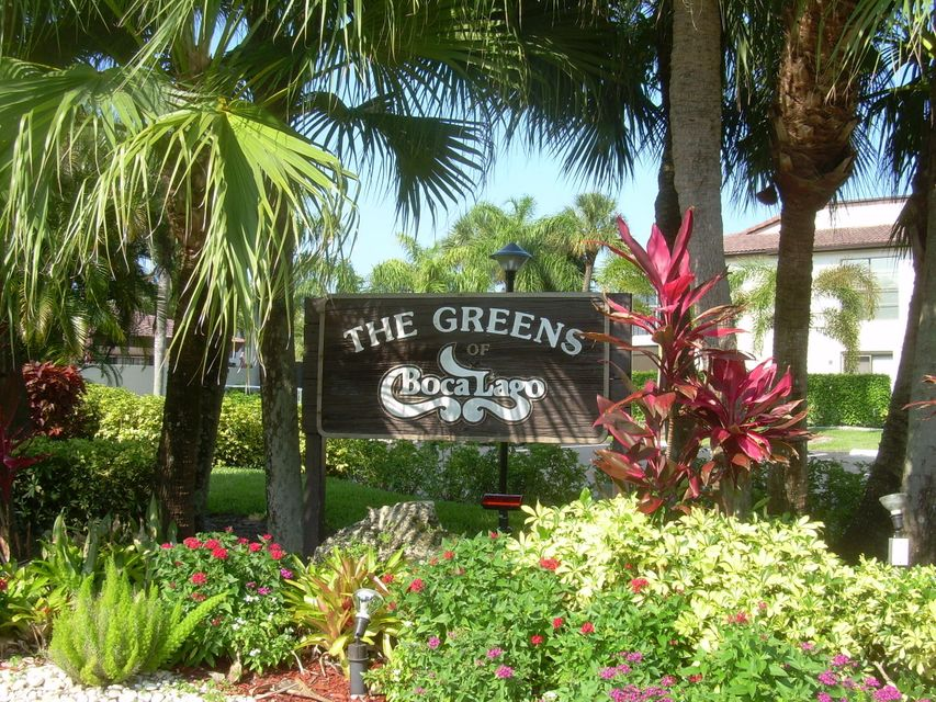 Boca Lago - The Greens
