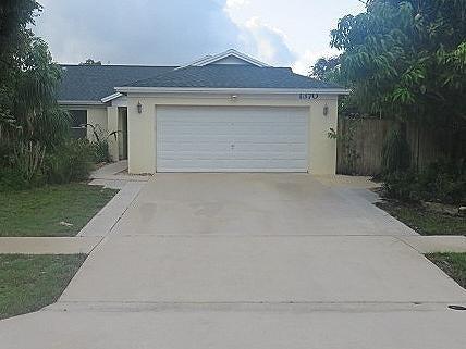1370 Mc Dermott Lane Royal Palm Beach, FL 33411