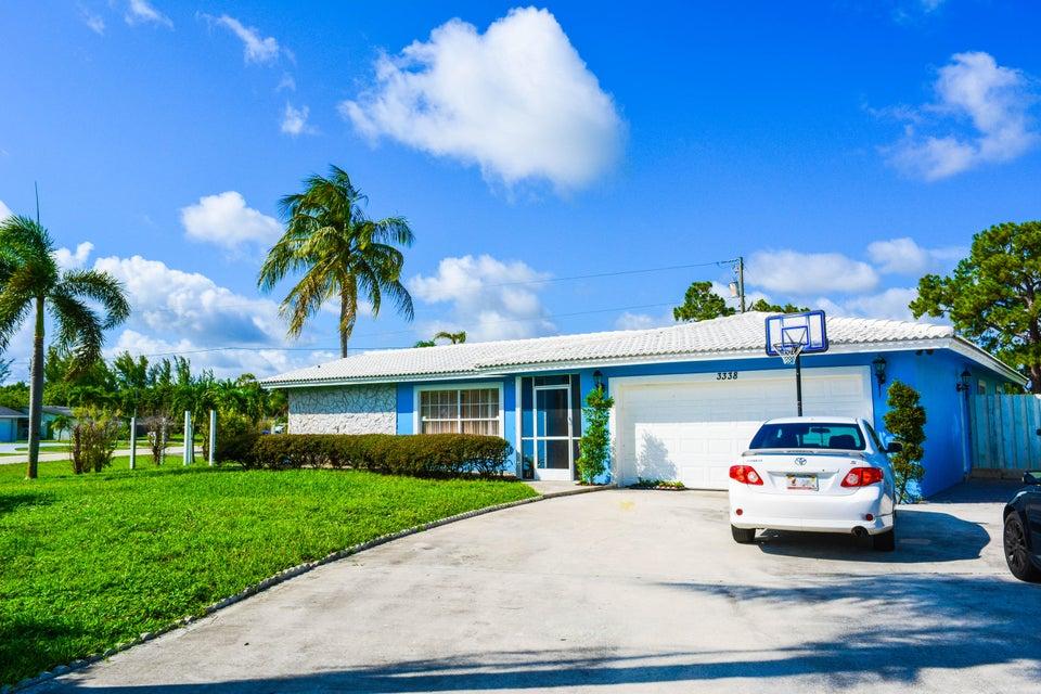 3338 Baltusrol Lane, Lake Worth, FL 33467