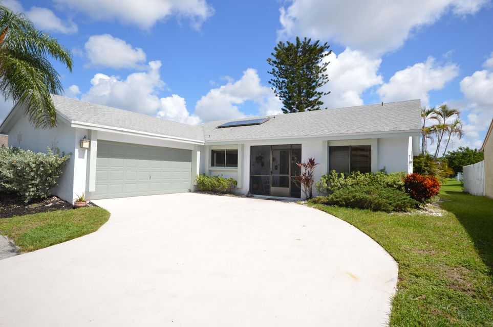 9837  Orange Park Trail is listed as MLS Listing RX-10245317 with 22 pictures