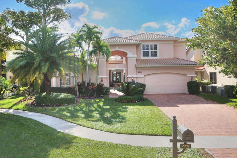 2981 Bent Cypress Road  Wellington, FL 33414